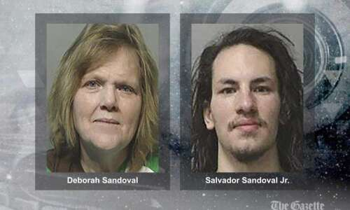 Tip led to FBI arrests of Iowa mother, son in…