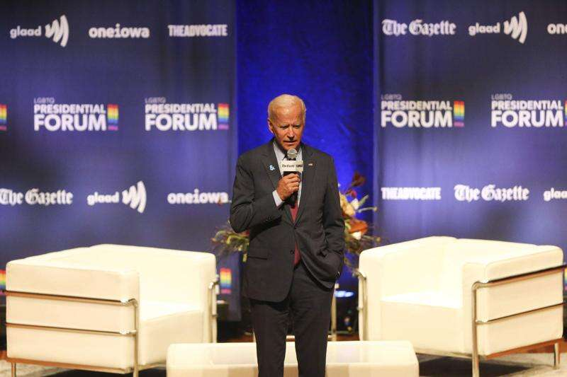 "Joe Biden: ""I've achieved real results"""