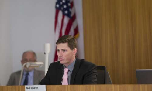 Nick Wagner to leave Iowa Utilities Board for position at…