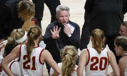 Iowa State thankful to be back in NCAA women's basketball…