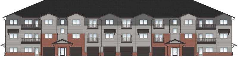 New northeast Cedar Rapids apartment complex plans June opening
