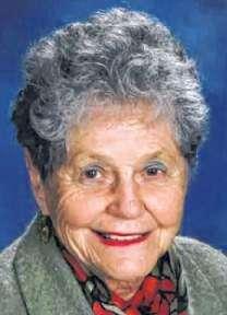 Happy 90th Birthday Charlene George