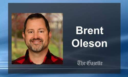 3-term Linn County supervisor Brent Oleson dives into new role:…