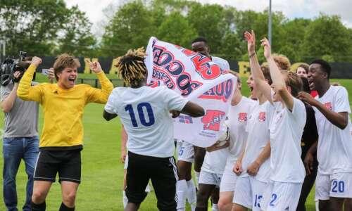 Iowa high school boys' soccer state tournament 2019: Updated schedule,…