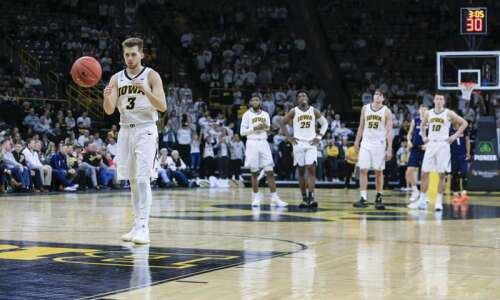 Iowa college athletes could make money under proposed NCAA rule…
