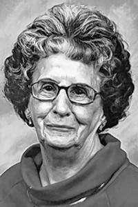 Ruth V. Gerdes