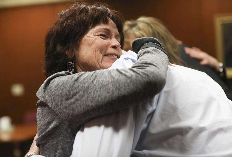 Jerry Burns found guilty of first-degree murder in the death of Michelle Martinko