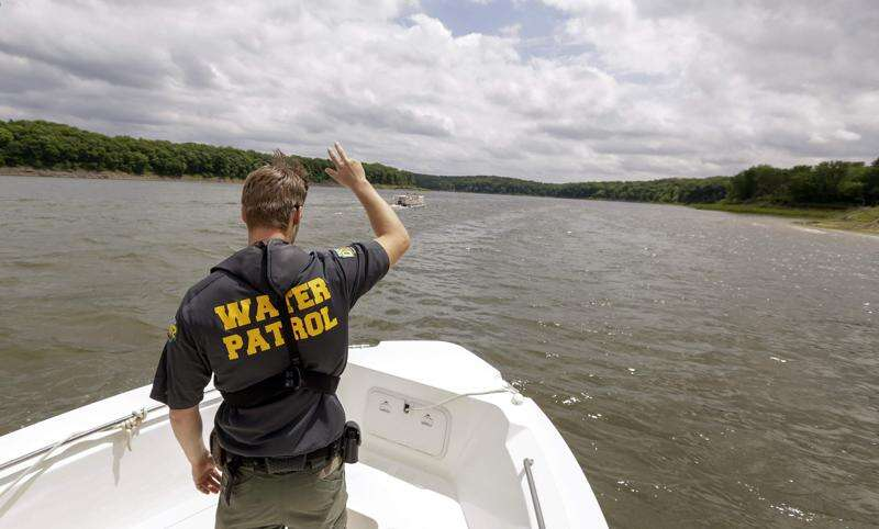 A warning to Iowa boaters: Stay sober, safe on the water for holiday weekend
