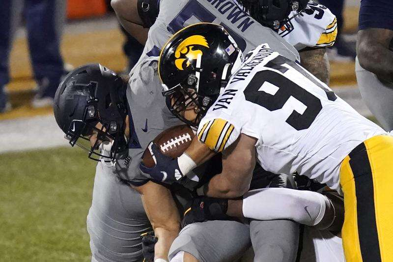 5 things I'm watching at my first Iowa football open spring practice