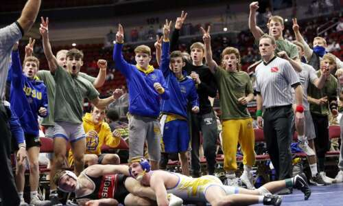 Lisbon falls to Don Bosco in Class 1A state duals…