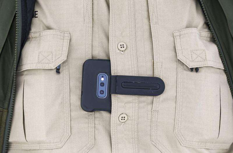 Iowa DNR rolls out smartphone-based body cameras for conservation officers and park rangers