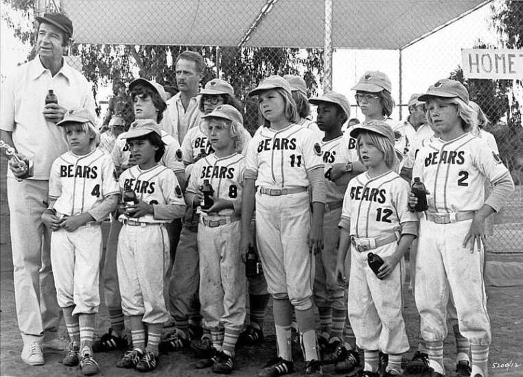 Best sports movies: It's OK to say it — 'The Bad News Bears' rules