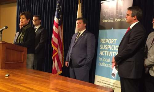 John Benson named interim Iowa Homeland Security director