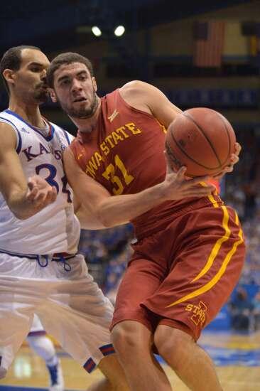 Familiar foes Iowa State, Kansas square off on Big Monday