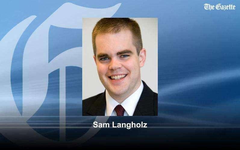 Lawyer Sam Langholz hired by Democratic AG Tom Miller defends Iowa's GOP Gov. Kim Reynolds