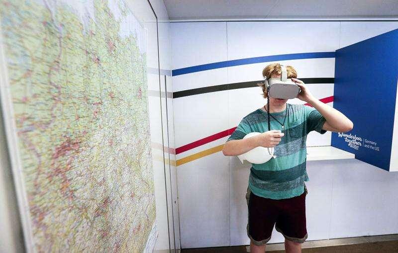 A cultural conduit: German WanderbUS tours Mount Vernon, Cedar Rapids high schools