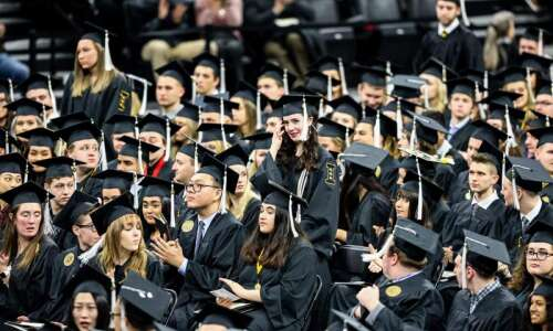 Republican bill would force Iowa universities to hold in-person graduation