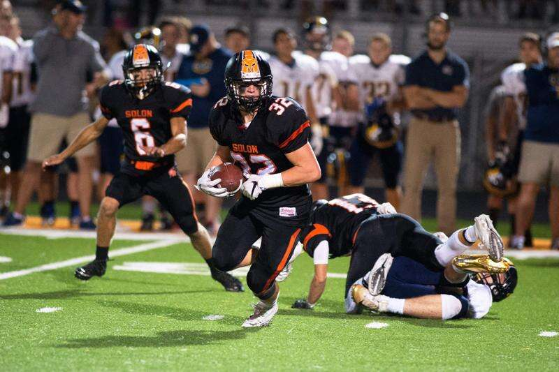 Solon Strong: Spartans have double the TDs defensively than they've given up