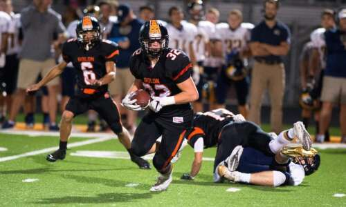 Solon Strong: Spartans have double the TDs defensively than they've…