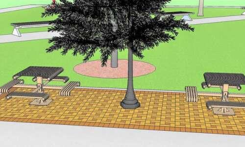 Fairfield council approves bid for Central Park tables work