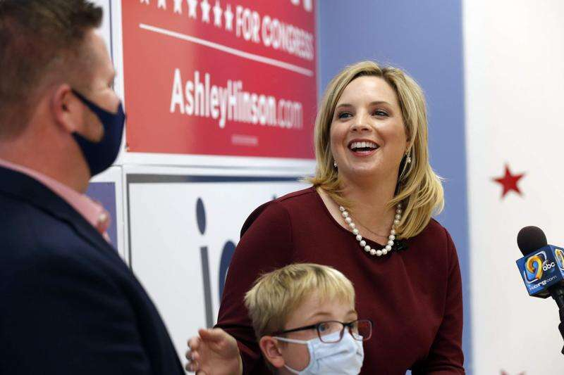 Iowa GOP freshman now confront Democratic U.S. House