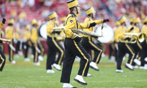 No charges in Hawkeye Marching Band assault, abuse allegations