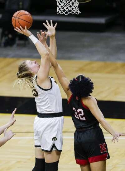 Iowa's Caitlin Clark, Monika Czinano are first-team all-Big Ten