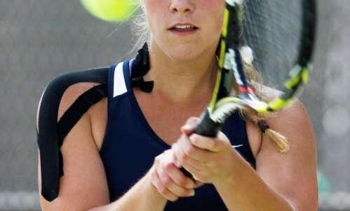 Regional sweep by C.R. Xavier girls' tennis