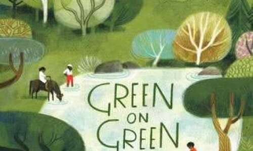2 new picture books to nurture the soul for years…