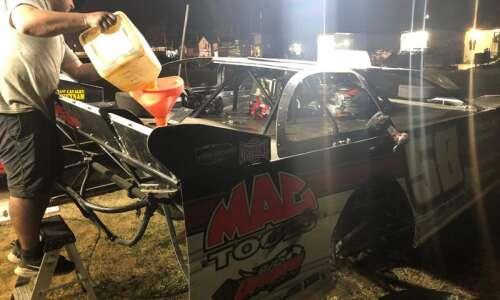 Eastern Iowa's Eckrich family has been 'raised in racing'