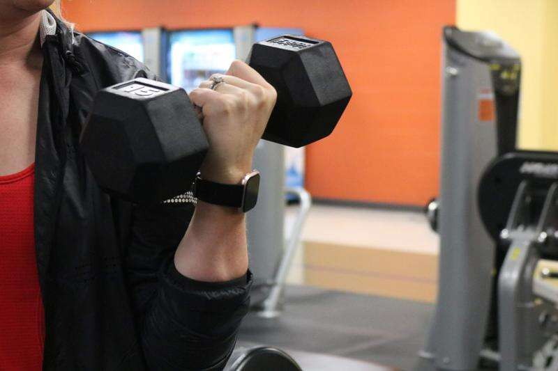 Resistance training important as we age