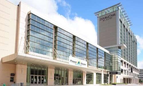 Cedar Rapids convention complex now the Alliant Energy Power House