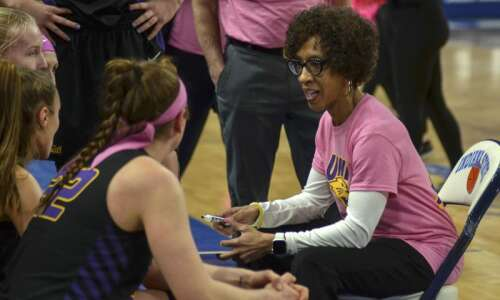 UNI women's basketball expected to feature promising mix of veterans…