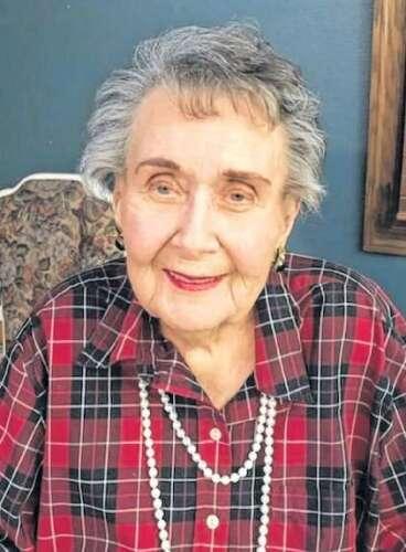 Jeanette Robinson Celebrating 90th Birthday
