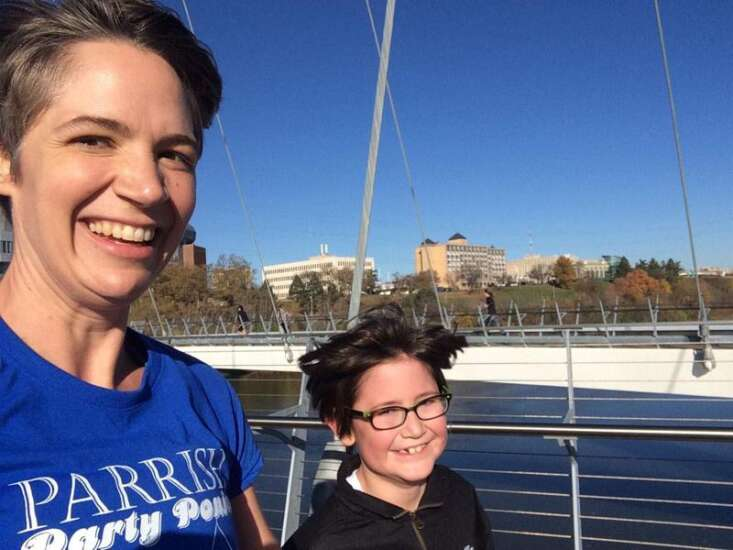 Let Me Run program focuses on boys' fitness, emotional health