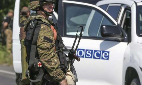 Ukraine says it has suspended attacks to let experts reach…