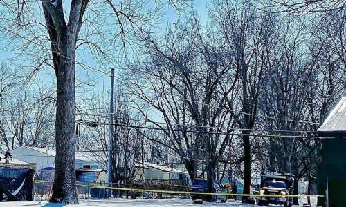 FBI digging in Cedar Rapids yard likely connected to James…