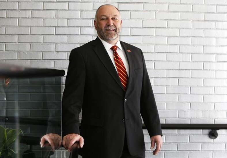 Iowa Board of Regents to pay firm $110,000 in search for new ISU president