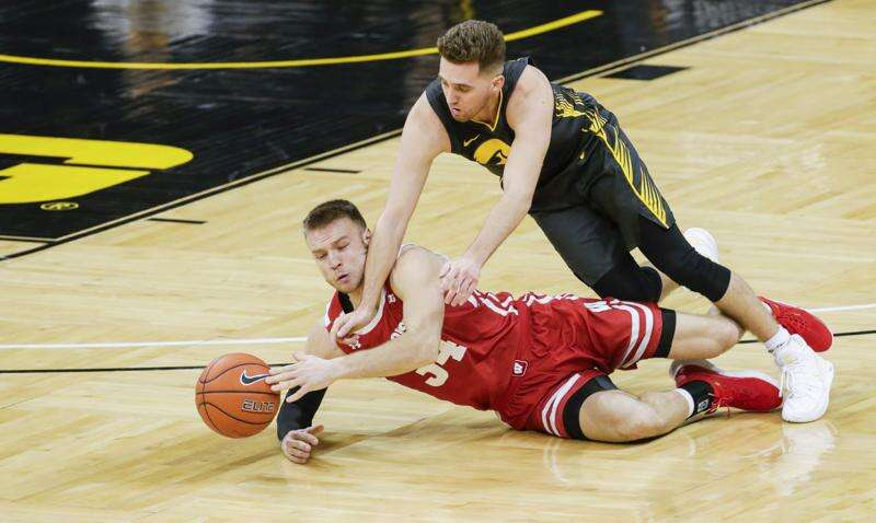 Another Wisconsin-Iowa clash could be Friday at Big Ten tournament