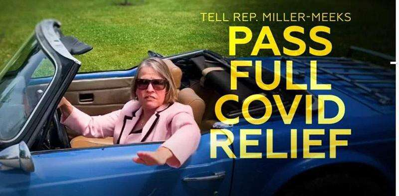 Fact Checker: Did Miller-Meeks vote against COVID-19 relief while supporting tax breaks for private jets and yachts?