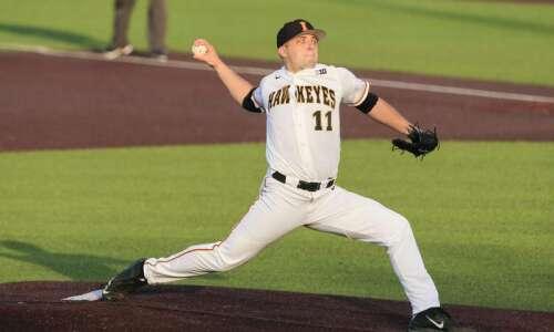 Iowans in pro baseball: Cole McDonald makes professional debut