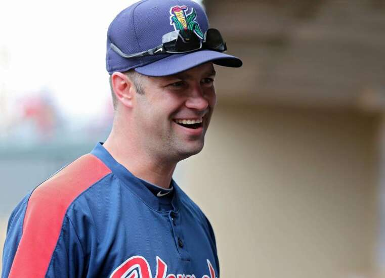 Jake Mauer returns to Cedar Rapids ... as a member of its baseball hall of fame
