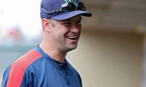 Jake Mauer returns to Cedar Rapids ... as a member…