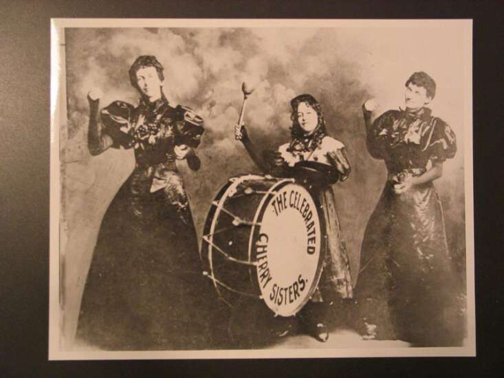 Time Machine: The Cherry sisters