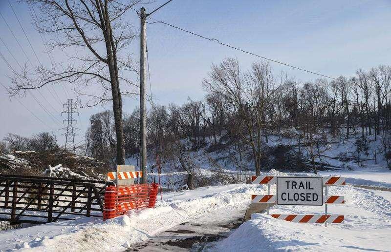 CeMar Trail project making progress despite delays from derecho