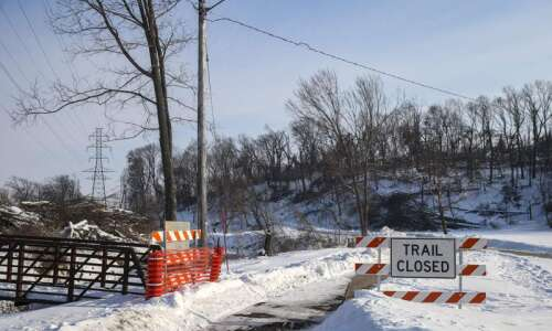 CeMar Trail project making progress despite delays from derecho