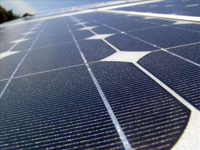 Solar project could come to Iowa City park near Interstate 80