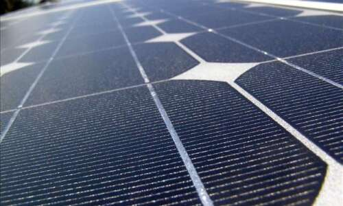 Solar project could come to Iowa City park near Interstate…