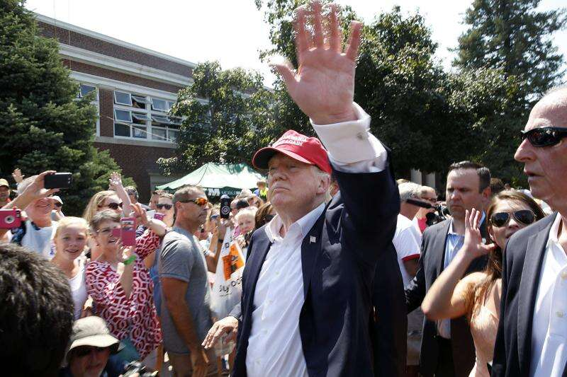 Donald Trump wins — if he runs in 2024 Iowa GOP caucuses, poll says