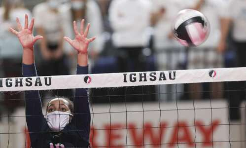Iowa state volleyball tournament 2020: Championship scores, stats and more